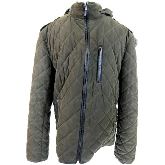 diamond coats men jackets amp jacket quilted haan cole p quilt